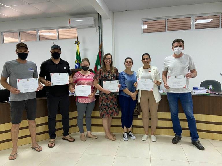 Vereadores Participam de Treinamento para o Processo Legislativo Digital.